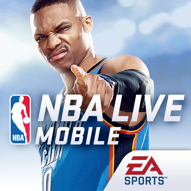 NBA LIVE Mobile Baloncesto Ios