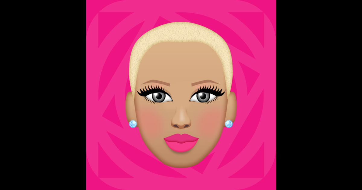 MuvaMoji by Amber Rose Ios
