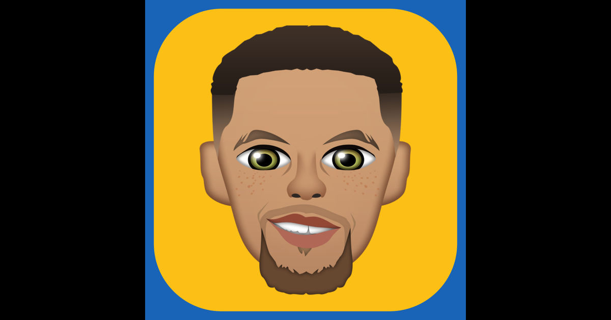 StephMoji by Steph Curry Ios