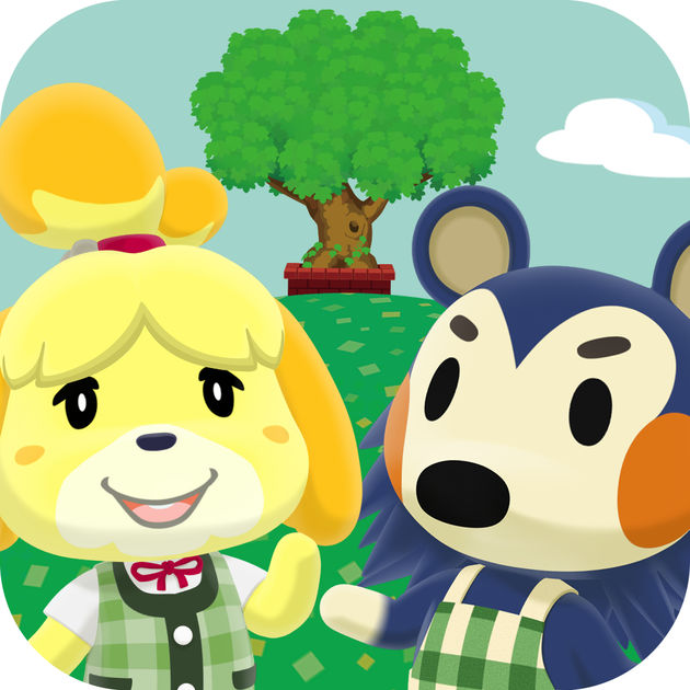 Animal Crossing: Pocket Camp Ios