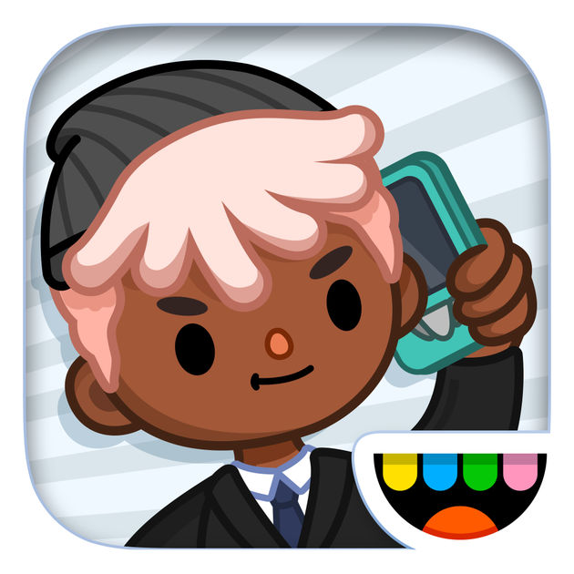 Toca Life: Office Ios