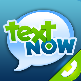 TextNow Classic - Free Text + Calls : Free Texting Picture M Ios