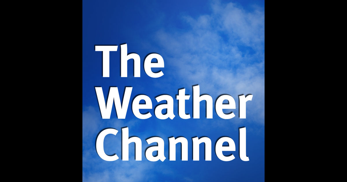 The Weather Channel® Max Ios