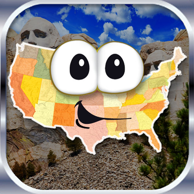Stack the States® Ios