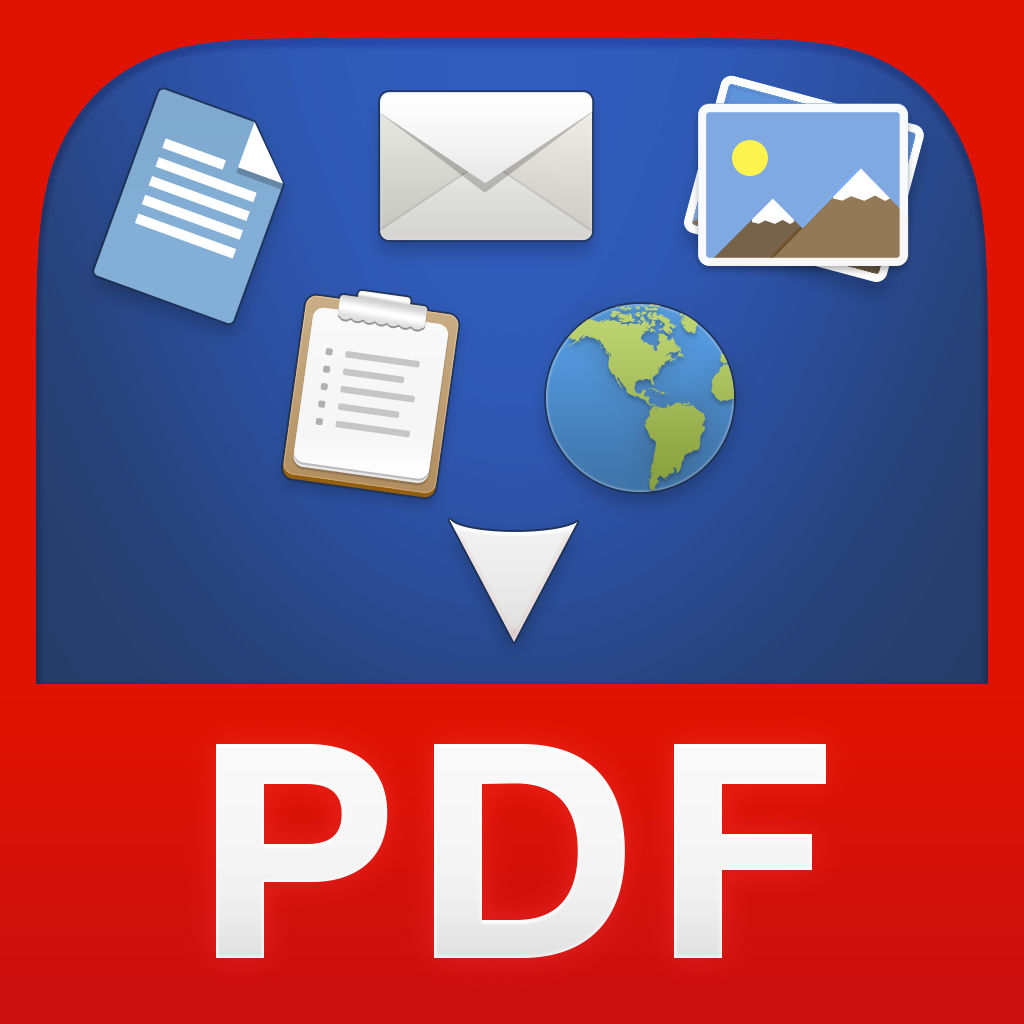 PDF Converter - Guarda Documentos, Páginas Web, Fotos en PDF Ios