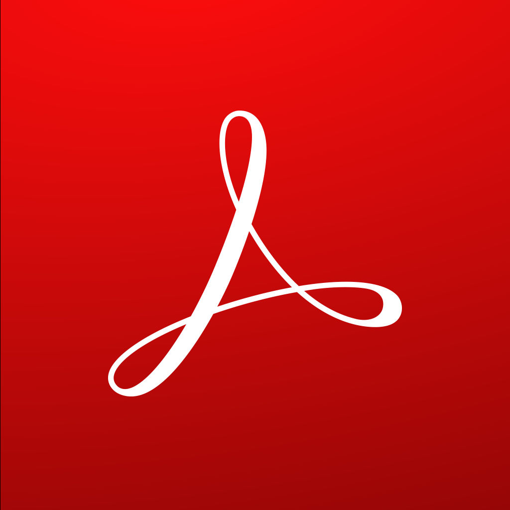 Adobe Acrobat Reader Ios
