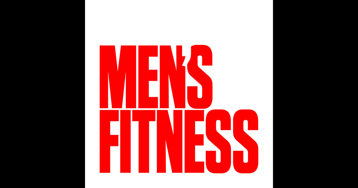 Men's Fitness Ios