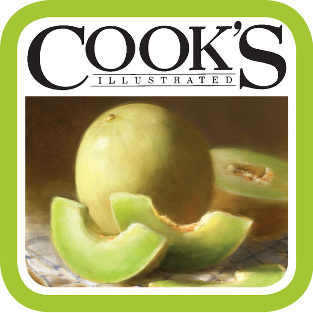 Cook's Illustrated Magazine Ios