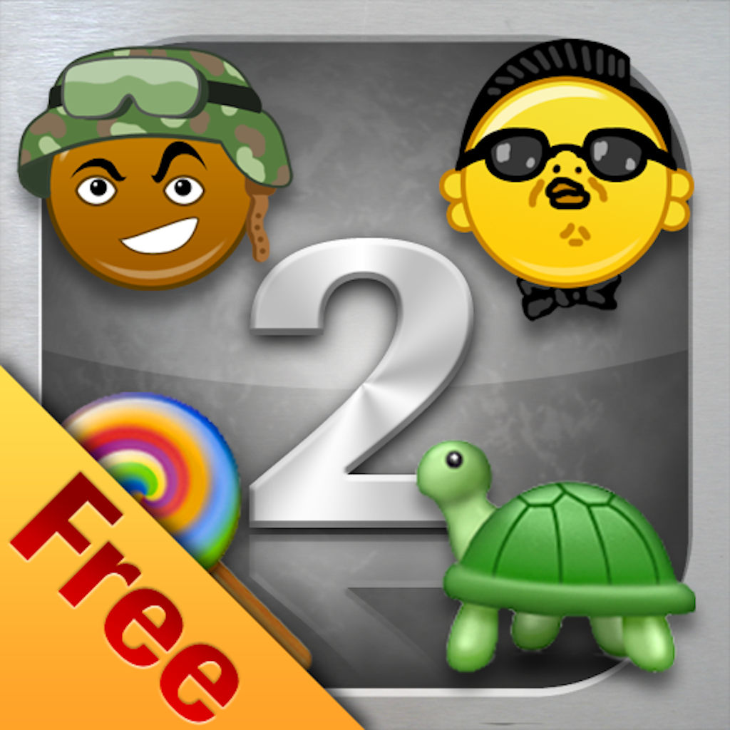 Emoji 2 Free - NEW Emoticons and Symbols Ios