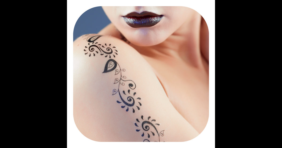 Tattoo Designs HD for iPhone and iPad Ios