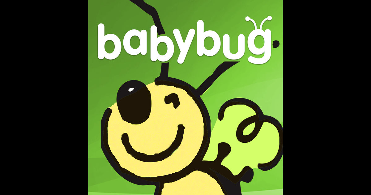 Babybug Magazine: read a story, sing a song, and create art  Ios