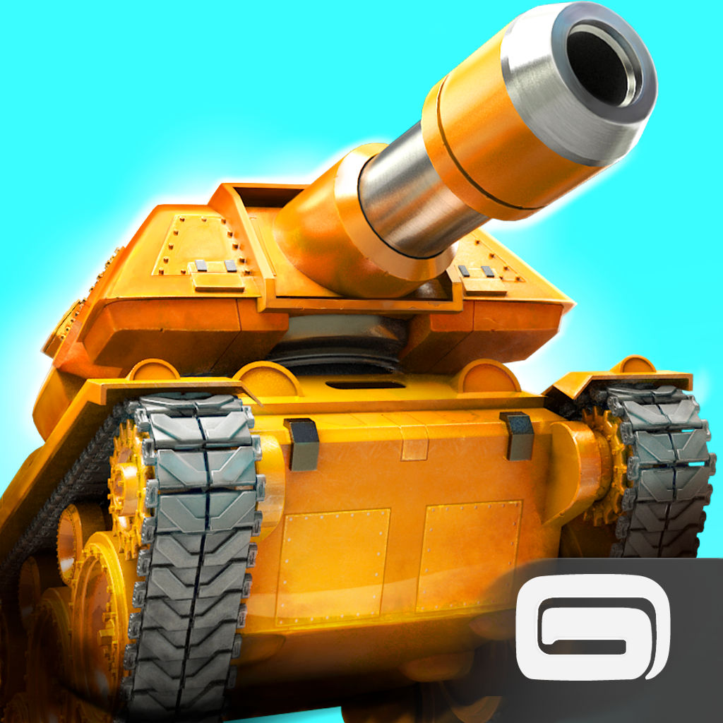 Tank Battles - Explosive Fun! Ios