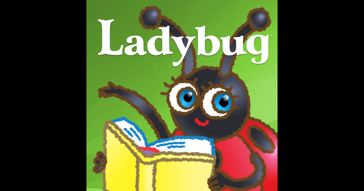 Ladybug Magazine: Fun stories and songs for kids Ios
