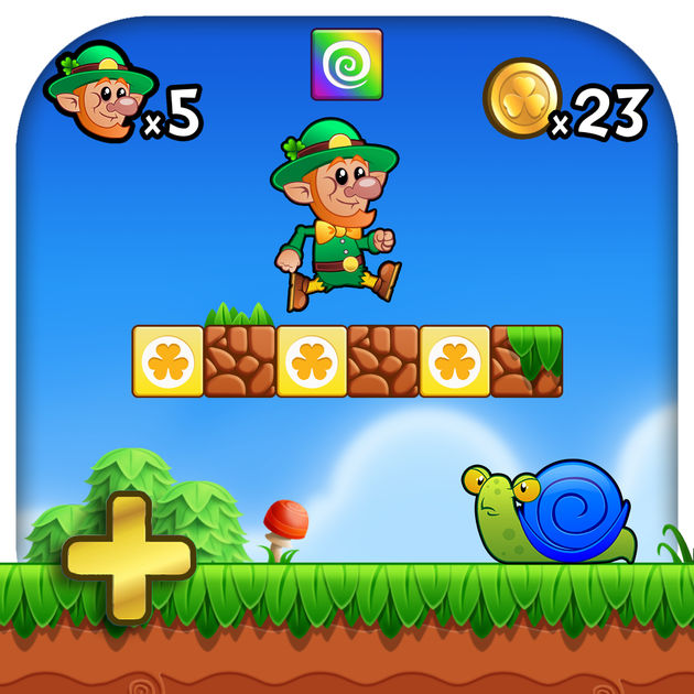Lep's World 3 Plus - the super best platformer games Ios