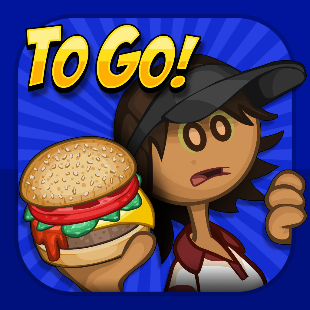 Papa's Burgeria To Go! Ios