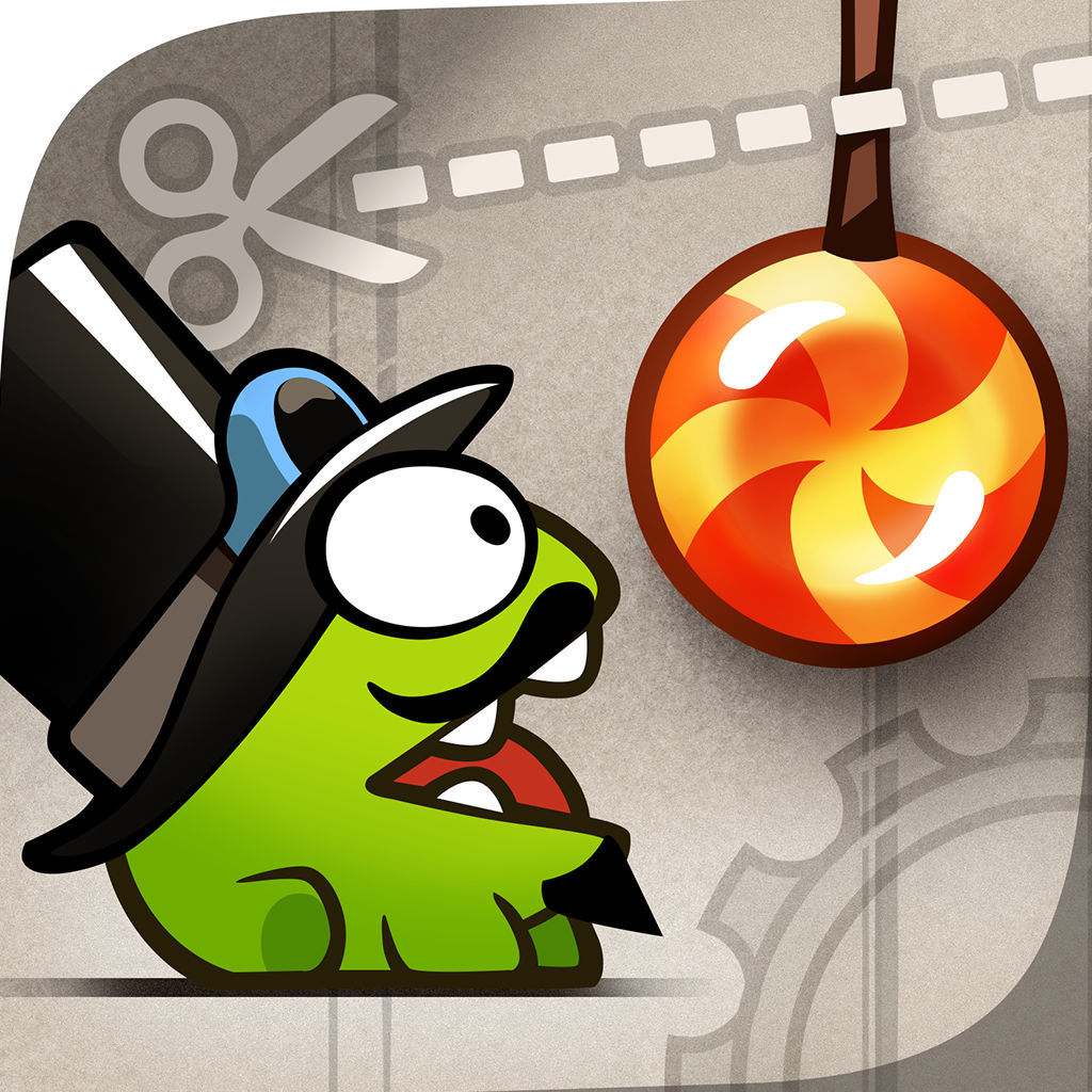 Cut the Rope: Time Travel Ios