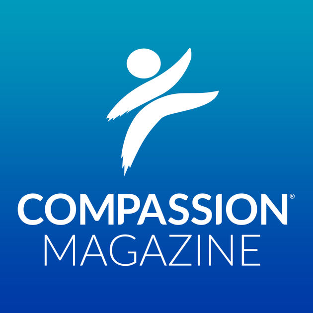 Compassion Magazine Ios