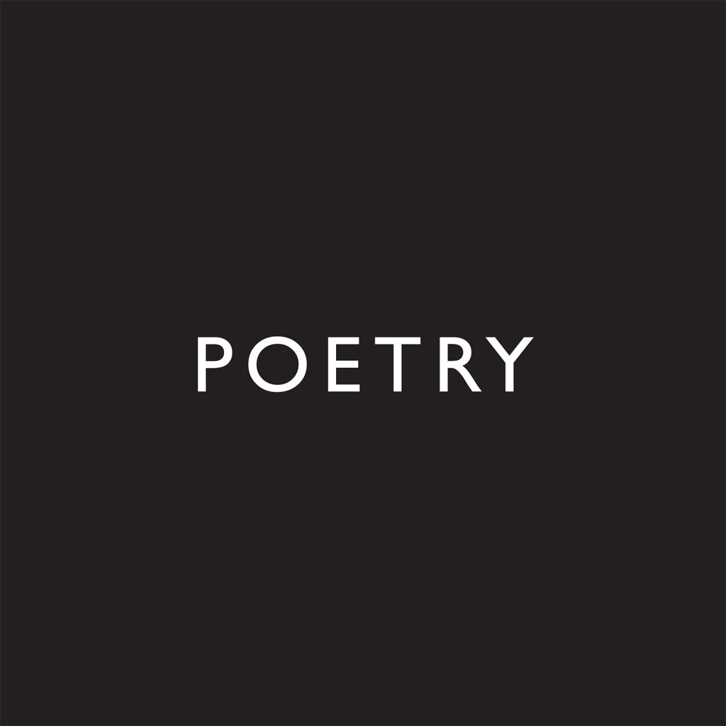 Poetry Magazine Ios