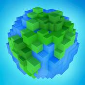 World of Cubes - online multiplayer block building sandbox w Ios