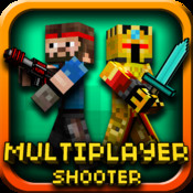 Pixel Gun 3D - Block World Pocket Survival Shooter with Skin Ios