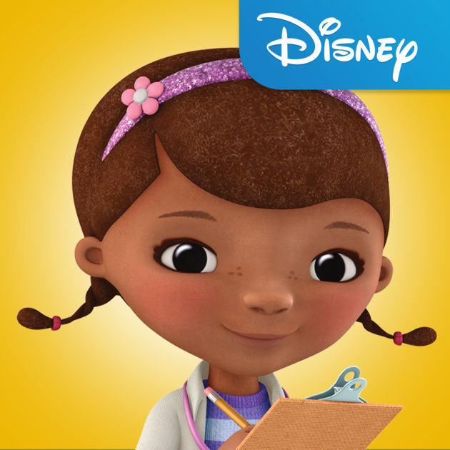 Doc McStuffins:  Time For Your Check Up! Ios