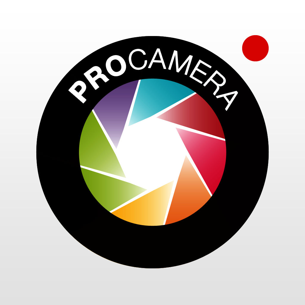 ProCamera + HDR, Photo Editing, Custom Filters, Effects and  Ios