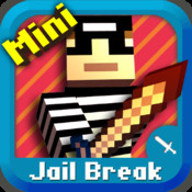 Cops N Robbers (Jail Break) - Mine Mini Game With Survival M Ios