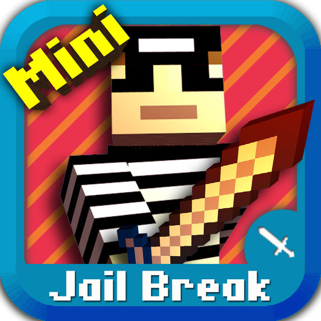 Cops N Robbers (Jail Break) - Survival Mini Game Ios