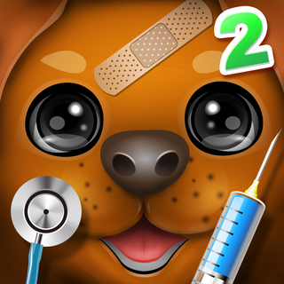 Baby Pet Vet Doctor - kids games Ios