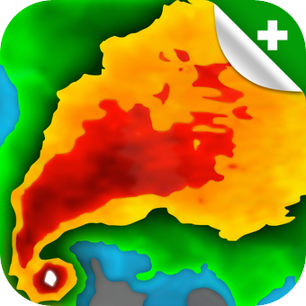 Live Radar App - Weather Maps with Forecast, Tornado Warning Ios