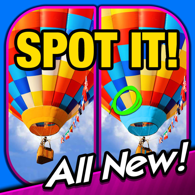What's the Difference? - Spot the Hidden Objects Ios