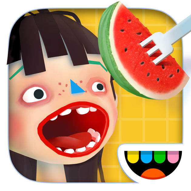 Toca Kitchen 2 Ios