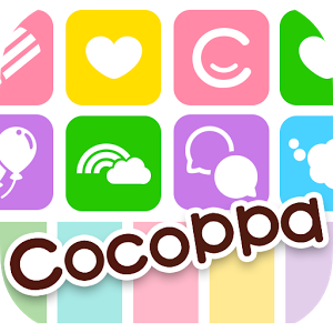 Icon/wallpaper Cute-CocoPPa☆+* Android