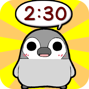 Pesoguin Clock Full -Penguin- Android