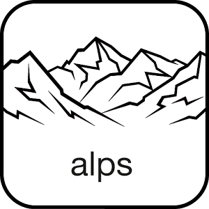 PeakFinder Alps Android