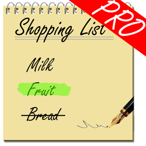Shopping List+ Android