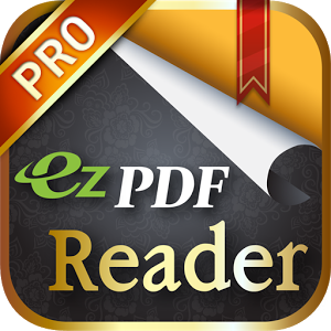 ezPDF Reader PDF Annotate Form Android